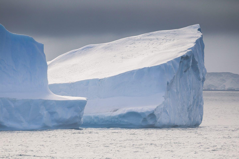 Icebergs of the Antarctic SoundAntarctic Sound, Antarctica